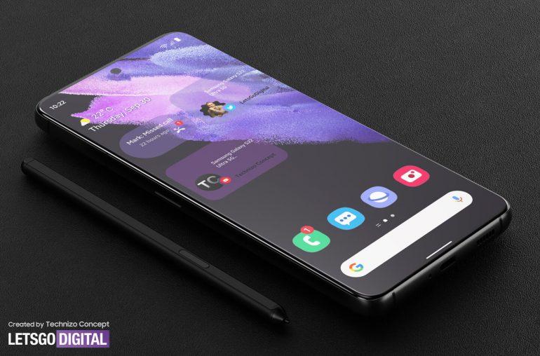 Galaxy S22 Ultra Samsung S-serie