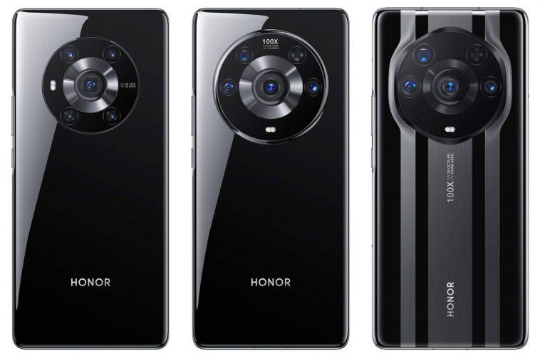 Honor Magic 3 smartphone serie