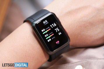 Huawei Watch D smartwatch