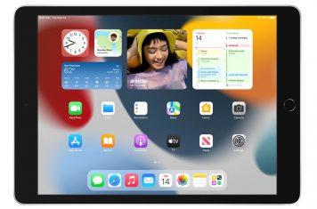 iPad 2021 tablet