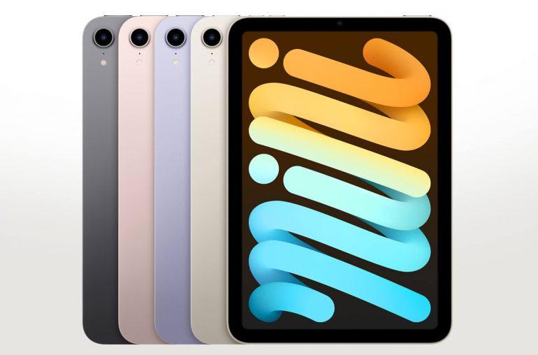 iPad Mini 2021 tablet