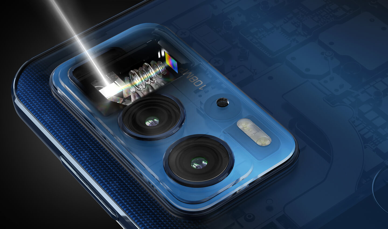 Motorola Edge 20 Pro zoomcamera