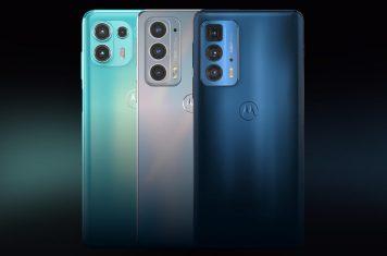 Motorola Edge 20 smartphone serie