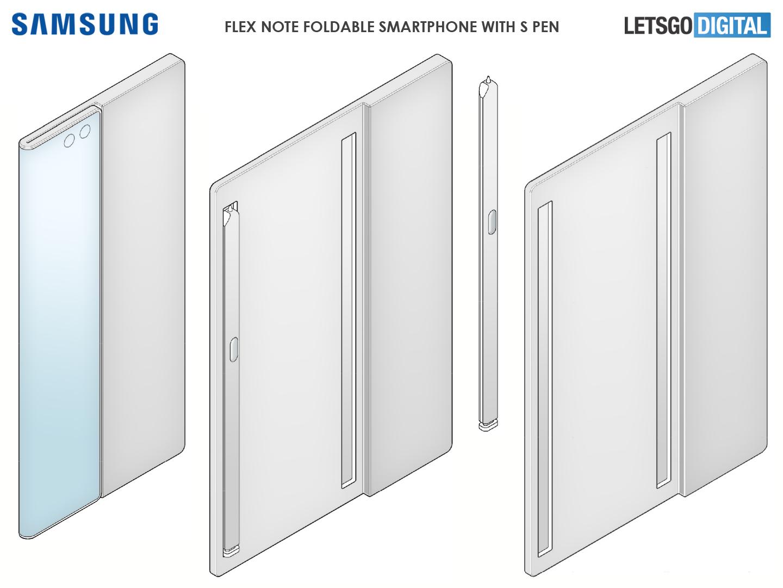 Samsung Galaxy Flex Note S Pen