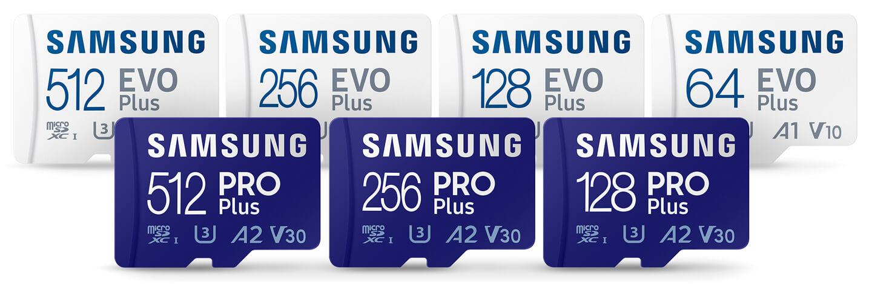 Samsung MicroSD kaart