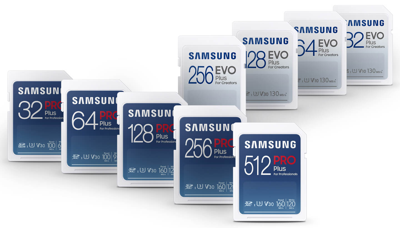 Scheda SD Samsung