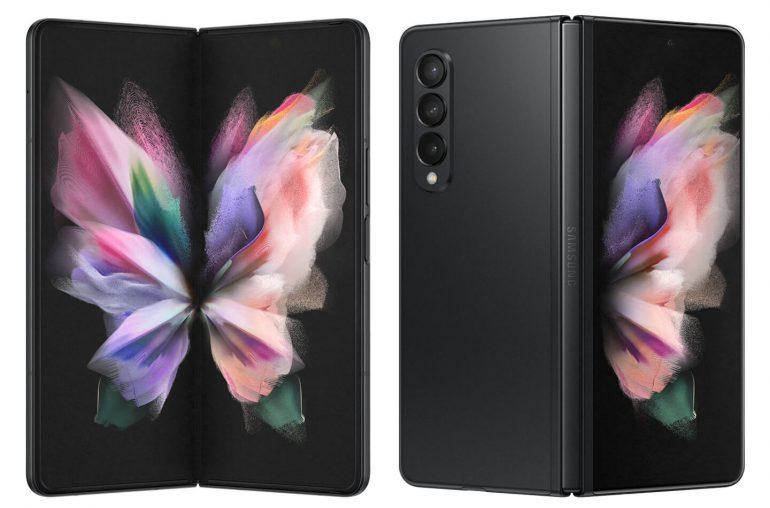 Samsung Galaxy Z Fold 3 test