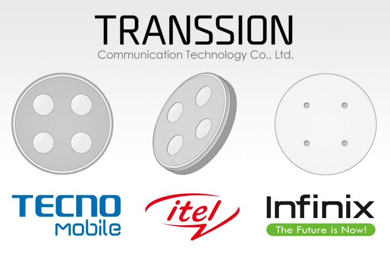 Transsion smartphone camera
