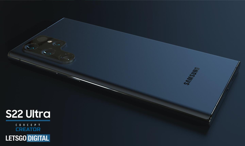 Galaxy S22 Note Ultra
