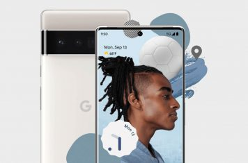 Google Pixel 6 telefoons