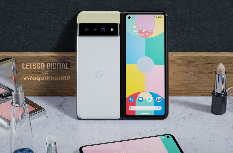 Google Pixel foldable phone
