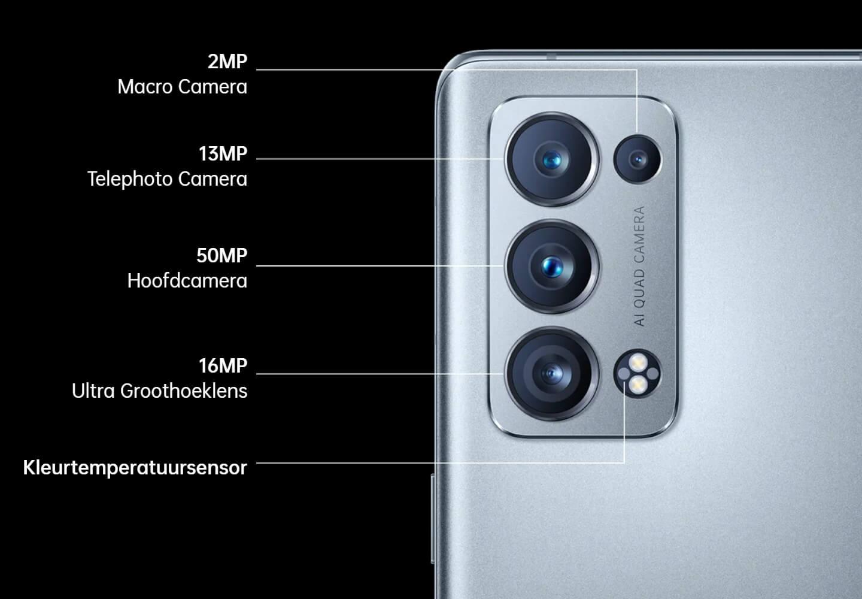 Oppo Reno 6 Pro camera test