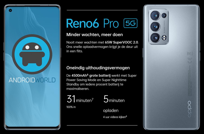 Oppo Reno 6 review