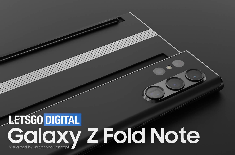 Samsung Galaxy Fold Note