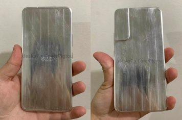 Samsung Galaxy S22 hands-on video