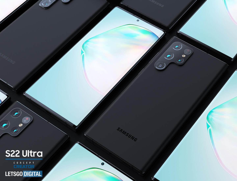 Samsung Galaxy S22 Ultra smartphone
